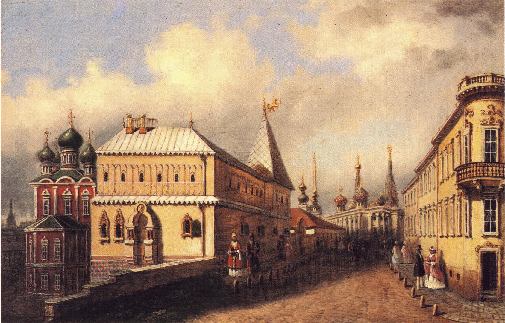 1830--е. Варварка