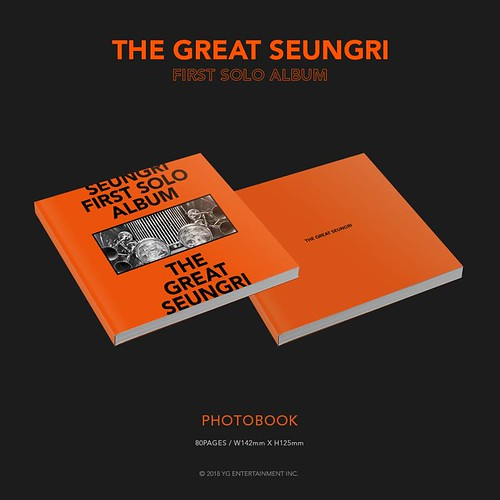 Seungri THE GREAT SEUNGRI Solo Album 2018 (20)