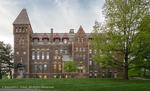 Olive Tjaden Hall, Cornell University