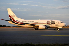 Air X Charter 9H-YES OSL ENGM Gardermoen