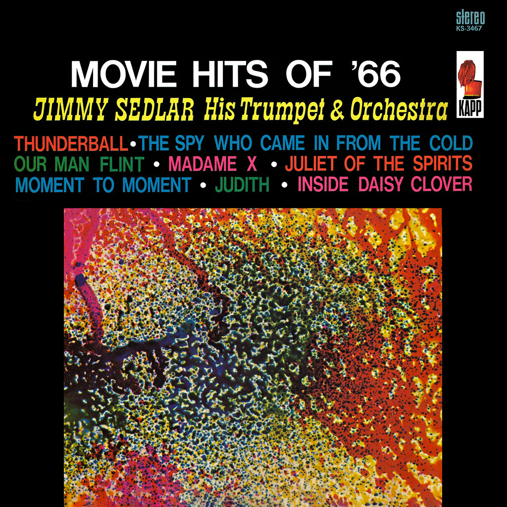 Jimmy Sedlar - Movie Hits of '66