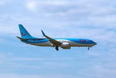 OO-JAY Boeing 737-800 TUIfly
