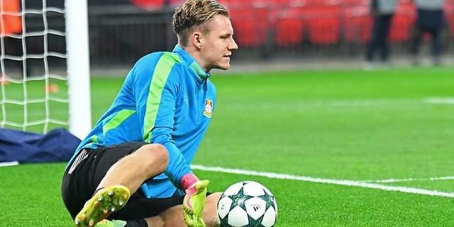 Arsenal Dapatkan Bernd Leno Dari Bayer Leverkusen