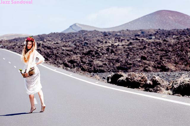 Silvia Camacho. Blanco 01. Lanzarote, mayo 2014.