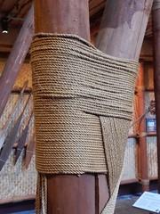 Rope Around Posts