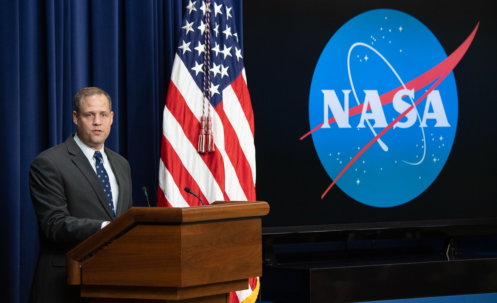 Admin. Bridenstine at Face to Face with Our Future Event (NHQ201806270004)