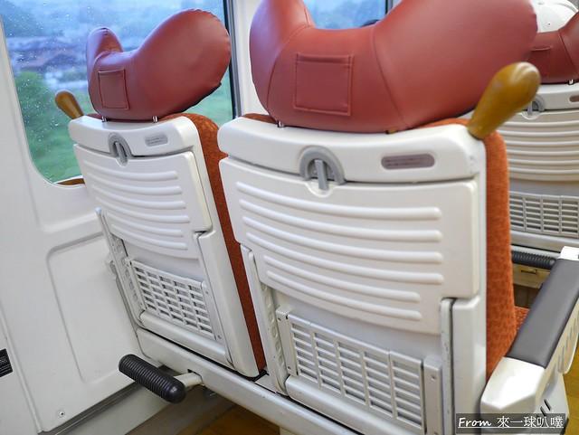 九州列車-特急列車音速號15