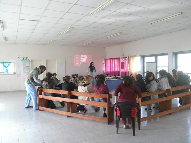 """Curso """"Formación Integral en Salud para Trabajadoras Socio-Comunitarias"""""""