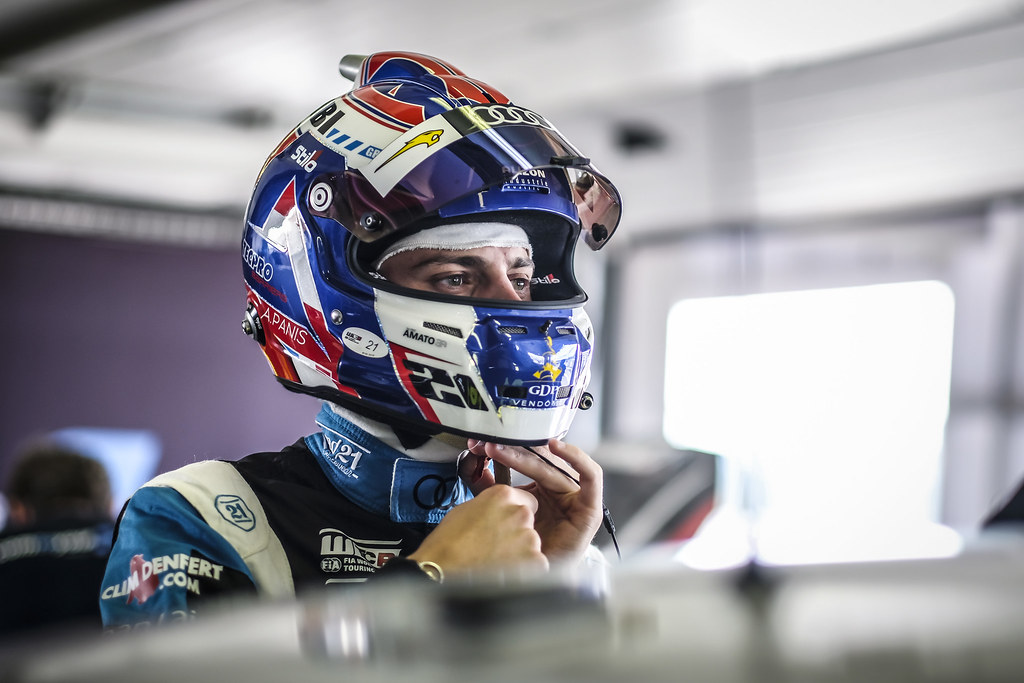 PANIS Aurelien, (fra), Audi RS3 LMS TCR team Comtoyou Racing, portrait during the 2018 FIA WTCR World Touring Car cup race of Slovakia at Slovakia Ring, from july 13 to 15 - Photo François Flamand / DPPI.