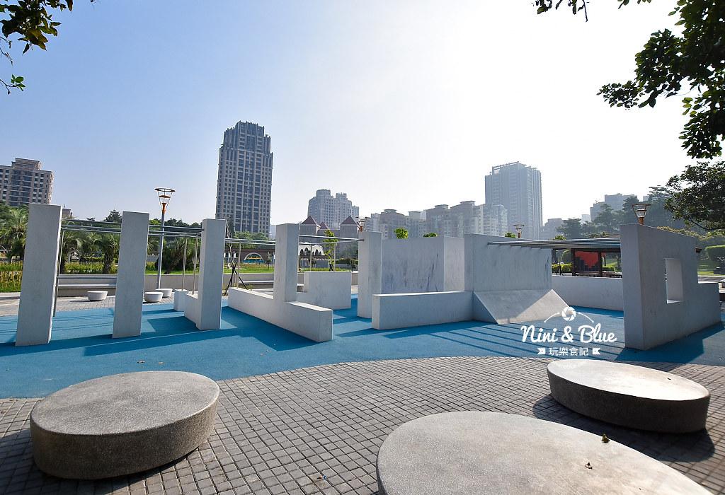 豐樂雕塑公園.台中磨石子溜滑梯10