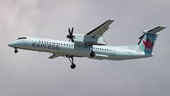 Bombardier DHC-8-402Q C-GBJZ Air Canada Express