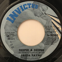 FREDA PAYNE:UNHOOKED GENERATION(LABEL SIDE-B)