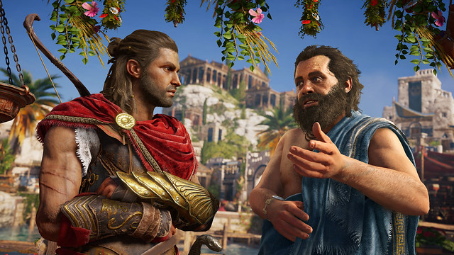 #E3 2018 Assassin's Creed Odyssey Screens & Art