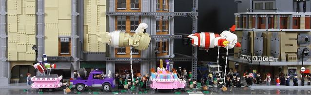 Gotham City's 200th Anniversary Parade