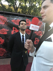 Anand Desai-Barachia at the 44th Annual Saturn Awards Red Carpet - IMG_8182