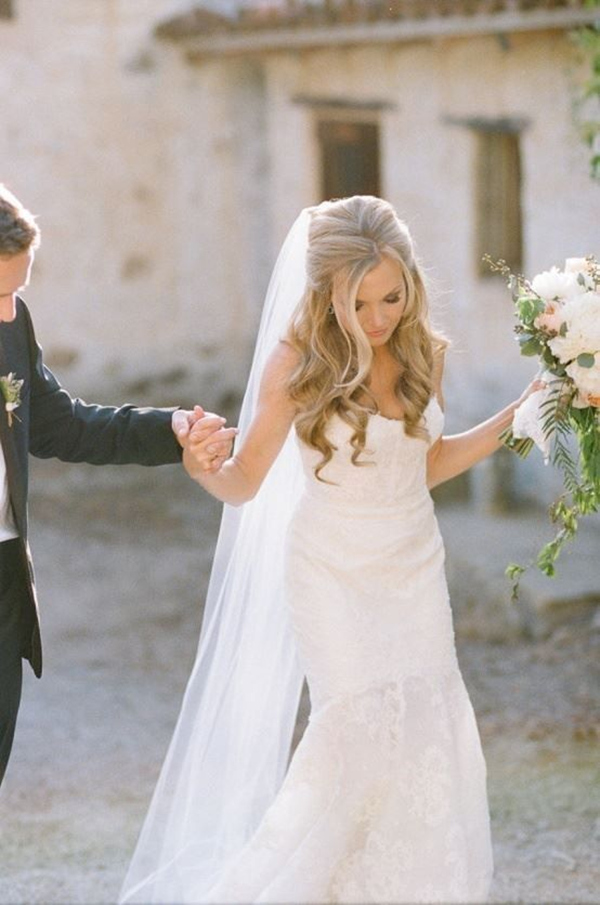Fanciful Wedding Hairstyles 2018 For Chic Long Hair |Exclusive 8