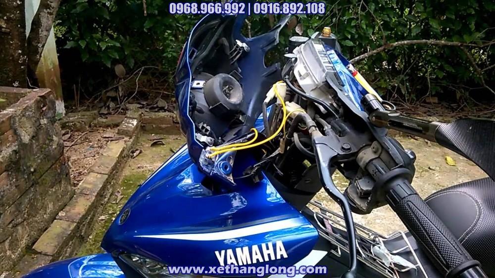 Màu dây điện trên xe máy YAMAHA