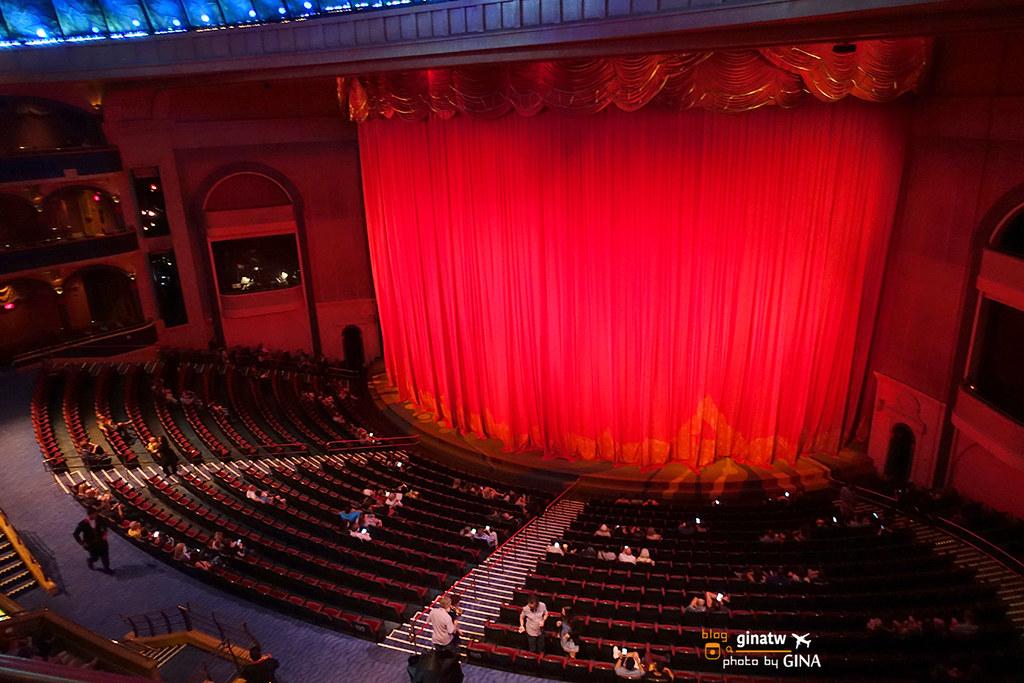 【拉斯維加斯表演秀】太陽馬戲團 「O秀」Show|by Cirque du Soleil|百樂宮飯店|Bellagio Hotel and Casino @GINA LIN