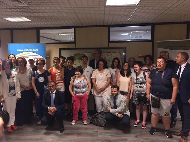 Presentación IV Congreso Iberoamericano sobre Cooperación, Investigación y Discapacidad (Viernes 13 de julio de 2018)