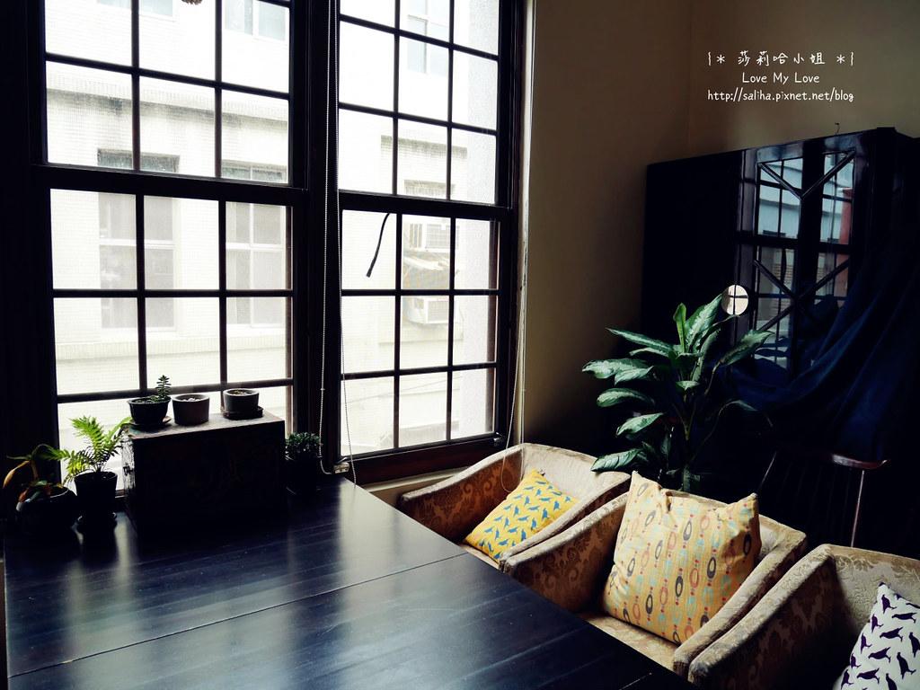 台北迪化街老屋爐鍋咖啡 Luguo Cafe小藝埕artyard (4)