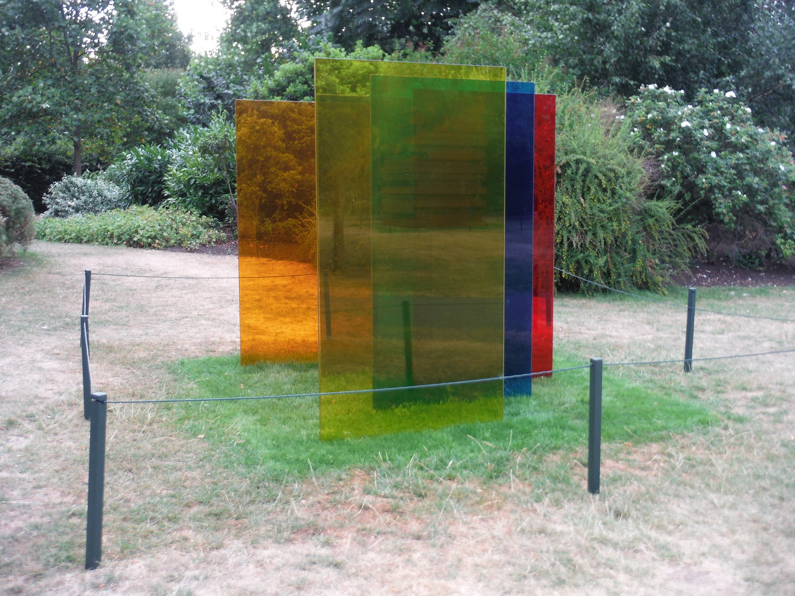 Frieze Sculpture Park 2018: Rana Begum, 'No. 814' SWC Short Walk 6 - Regent's Park and Primrose Hill