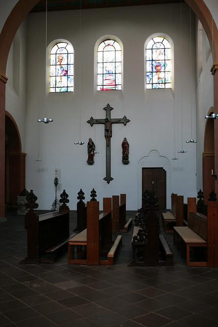 Stiftskirche St. Suitbertus  (2), Canon EOS 5D, Canon EF 35mm f/2