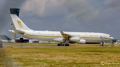 Sky Prime Airbus A340-212 HZ-SKY1 009 Juni 2018