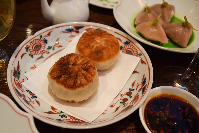 Pork Xian Bing at XU, Chinatown