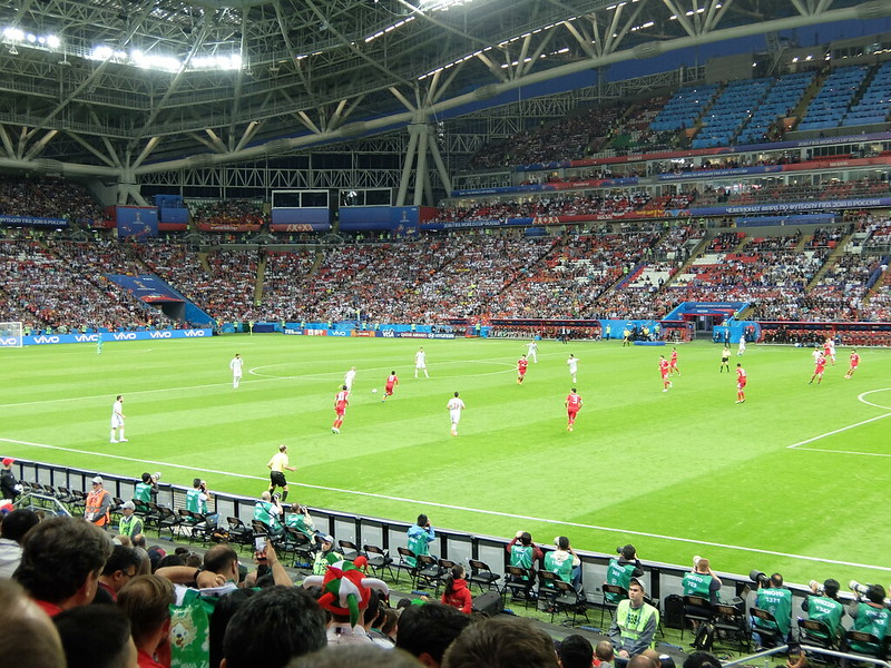 Чемпионат мира 2018 - Казань - Иран - Испания