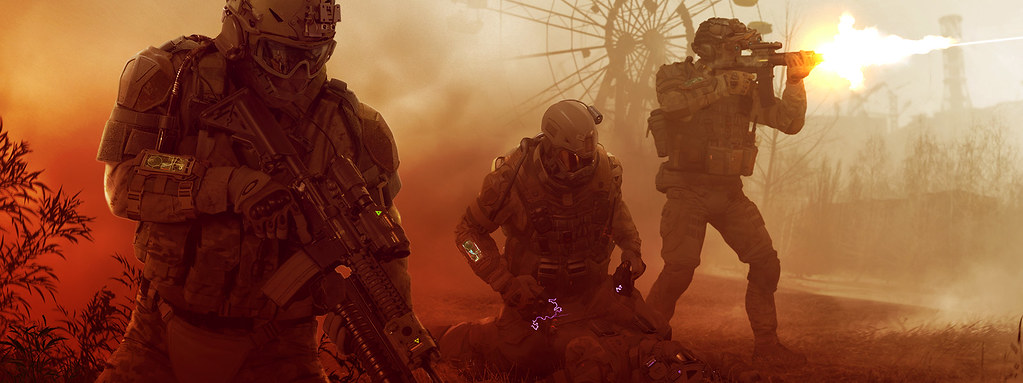 Intense free-to-play multiplayer shooter Warface deploys on PS4 this