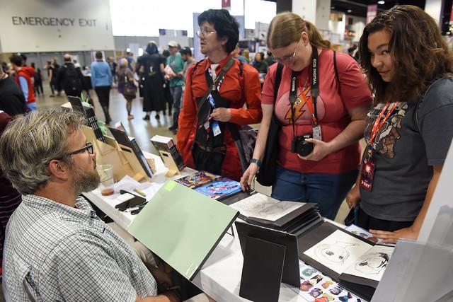 ComicCon Day 1