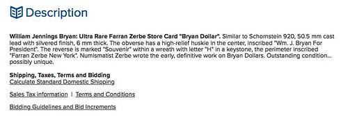 Bryan Zerbe Store Card
