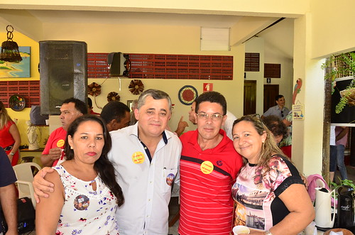 Plenária Lula Livre em Icapuí