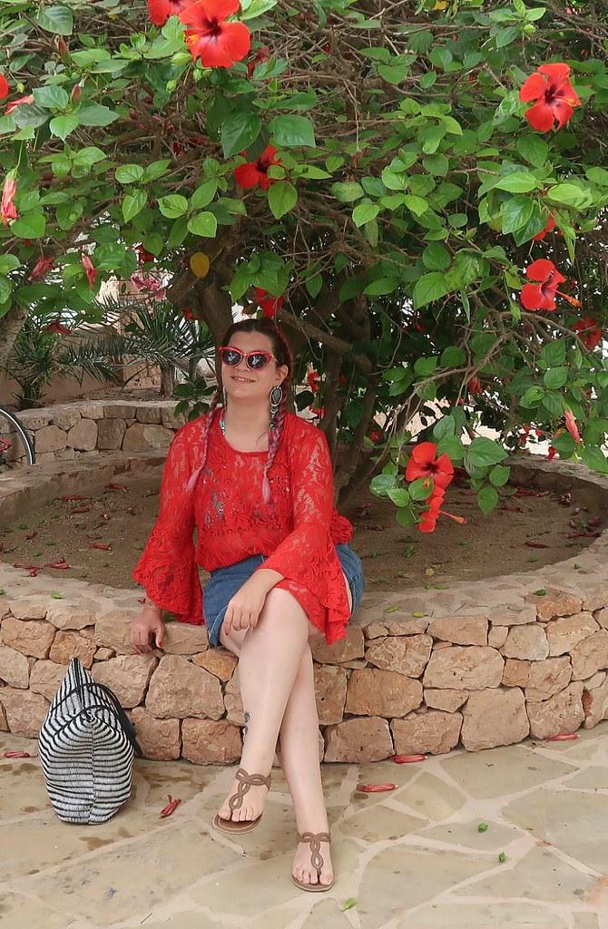 Outfit mare curvy plus size, copricostume Lily La tigresse (6)