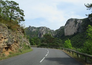 D996 Gorges de la Jonte-2 | by European Roads