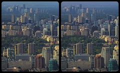Toronto and North York 3-D / CrossView / Hyperstereo