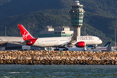 Virgin Atlantic B787-9 DREAMLINER G-VFAN 004