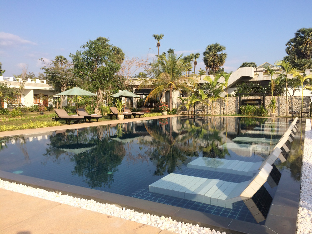 Angkor Suite Pool 2