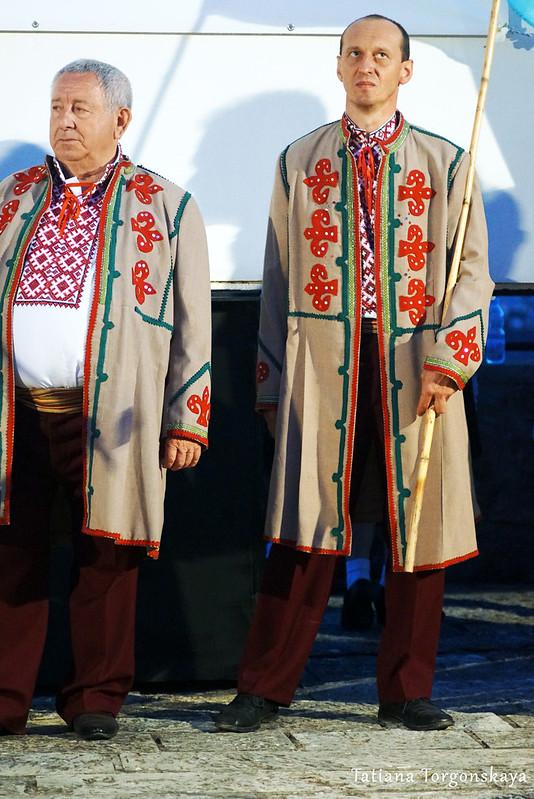 """Мужчины из хора """"Галичина"""""""