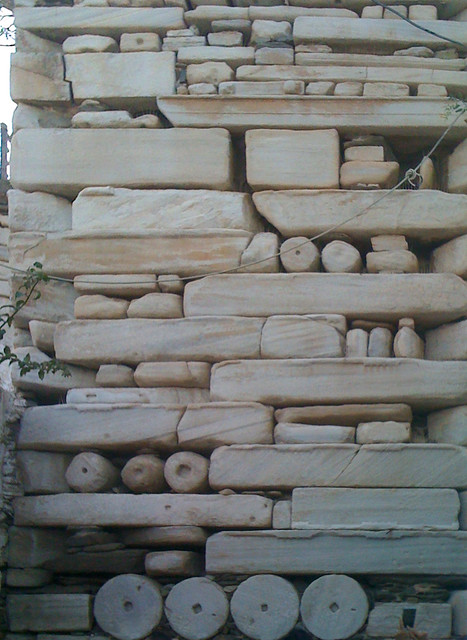 Paros 06 wall parallel, Apple iPhone 3G
