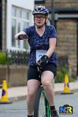 6th British National Unicycle Road Race.