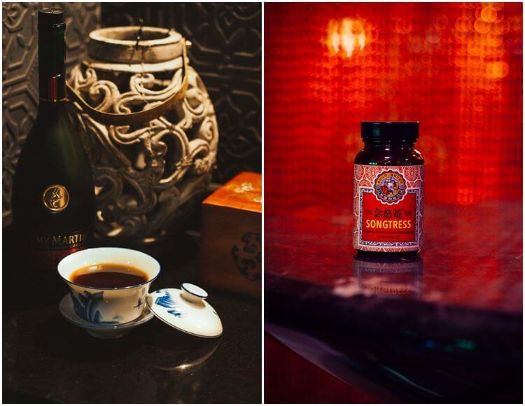 Mona's Tea