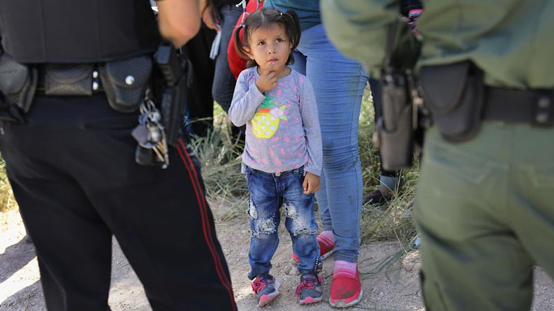 Anak Imigran.