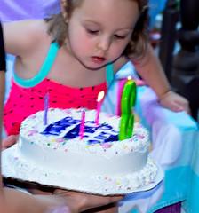 Savi's 3 Year Old Birthday Party!