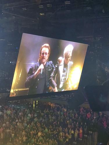 U2 – Uncasville – July 3, 2018