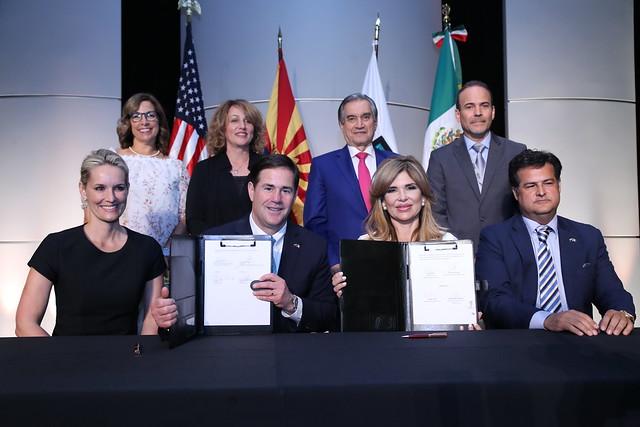 Cumbre de las Comisiones Arizona-México y Sonora-Arizon