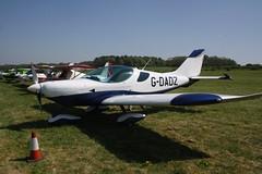 G-DADZ Czech Aircraft Works SportCruiser [LAA 338-14792] Popham 060518
