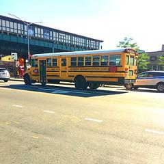2008 IC CE300, Pioneer Transportation Corp, Bus#8009