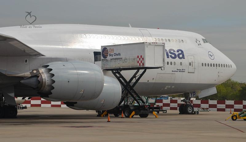 Lufthansa / Boeing 747-8i