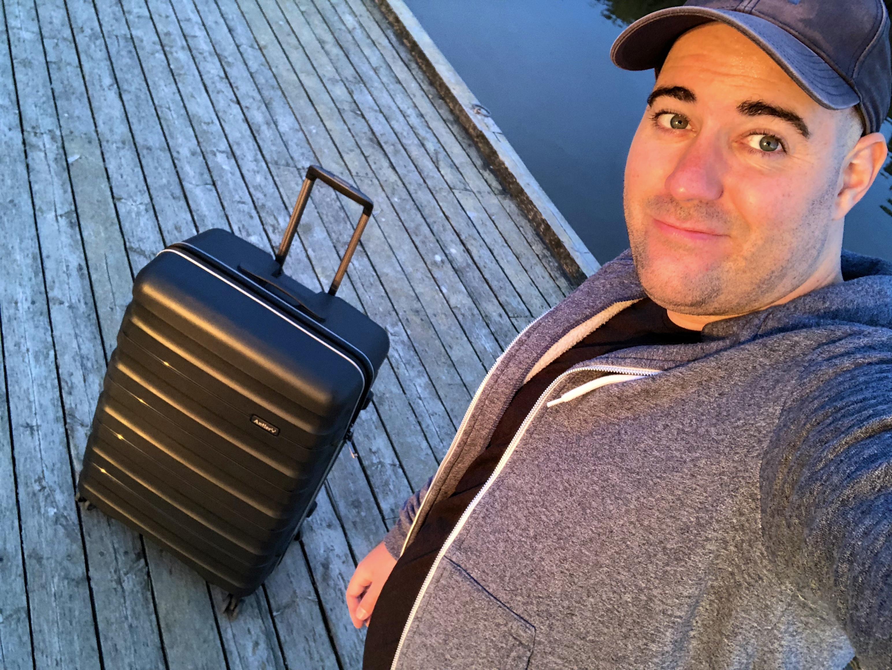 Antler Juno II suitcase set 33